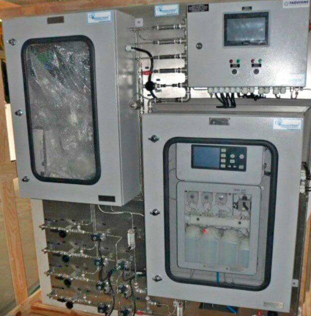 Sistemas de condicionamento de amostra