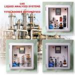 Analisadores de líquidos