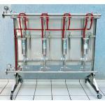 Resfriador de amostra de vapor