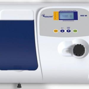 Espectrofotômetro Modelo 850Mi - Analyser