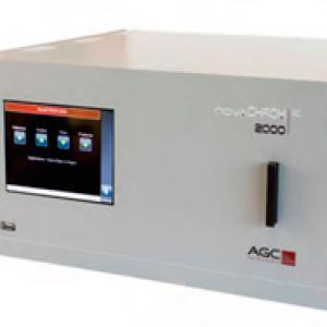 Cromatógrafo de Processo Mod. NovaCHROM - AGC