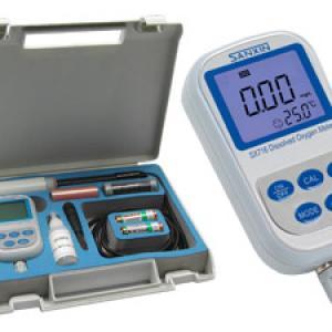 Medidores de OD Modelo SX716 - Sanxin