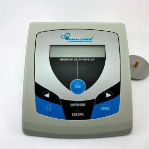 Medidor de pH ORP MP512A - Analyser