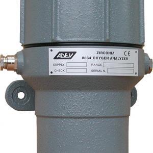 Analisador De Oxigênio - Oxido De Zirconia - MOD. 8864 - ADEV
